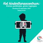 Het kinderthoraxcentrum: kleine patiëntjes, grote ingrepen